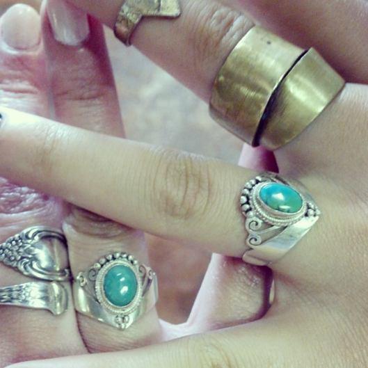 Matching Sister Rings