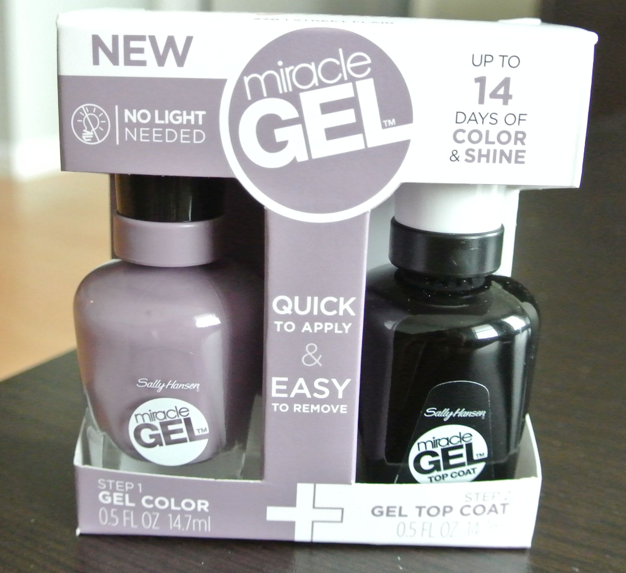 Manicure Monday – Sally Hansen Miracle Gel Review | Liv Your