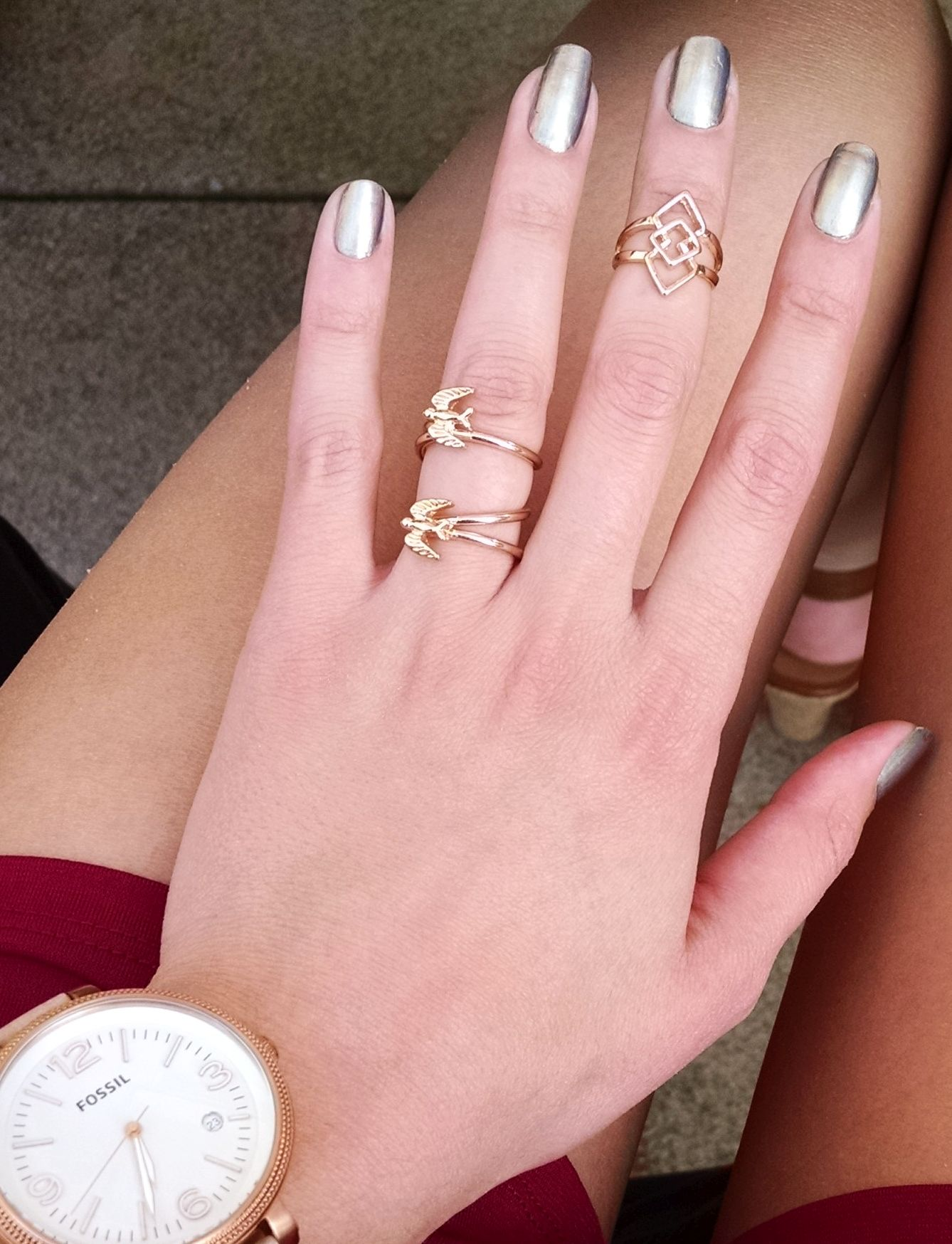 beautiful rings on hand wwwimgkidcom the image kid