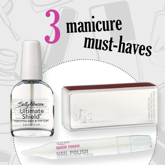 ManicureMustHaves